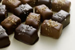 frans gray & smoked salt caramels