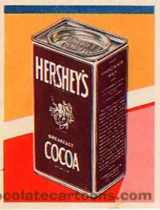 from 1934 Hershey's booklet
